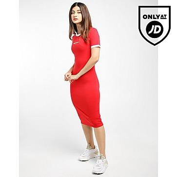 Supply & Demand Supply Ringer Midi Dress