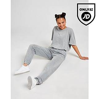 Supply & Demand Washed High Waisted Joggers Women's