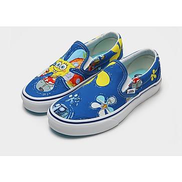 Vans x SpongeBob Classic Slip On Women's