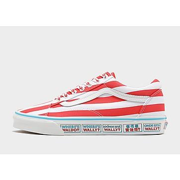 Vans x Wheres Waldo Old Skool