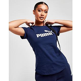 Puma เสื้อยืดผู้หญิง Core
