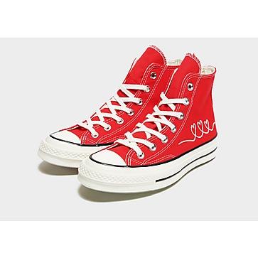 Converse รองเท้าผู้หญิง Chuck Taylor 70 Hi Valentine