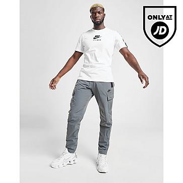 Nike เสื้อยืดผู้ชาย รุ่น Air Max Short Sleeve T-Shirt