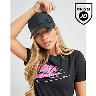 Nike เสื้อยืดผู้หญิง Double Futura