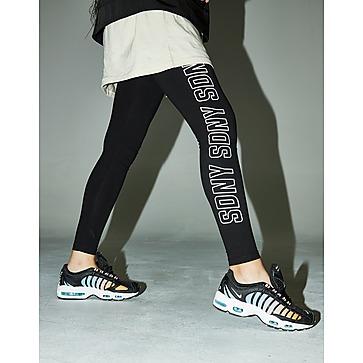 Supply & Demand กางเกงเลกกิ้งผู้หญิง Repeat Logo
