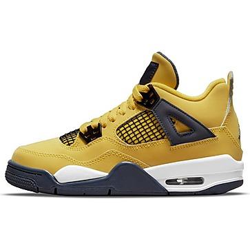 Jordan รองเท้าเด็กโต Air 4 Retro
