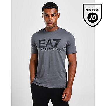 Emporio Armani EA7 เสื้อยืดผู้ชาย Logo
