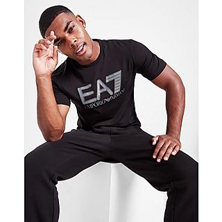 Emporio Armani EA7 เสื้อยืดผู้ชาย Visibility Logo