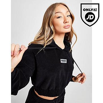 Supply & Demand เสื้อครอปผู้หญิง TOWELLING CROP HD