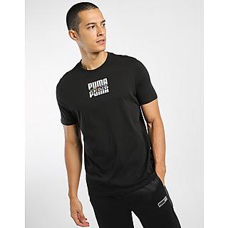 Puma เสื้อยืดผู้ชาย Core International