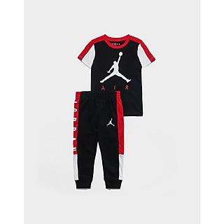 Nike ชุดเข้าเซ็ทเด็กเล็ก Jumpman Air Transitional