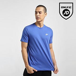 Nike เสื้อยืดผู้ชาย Club