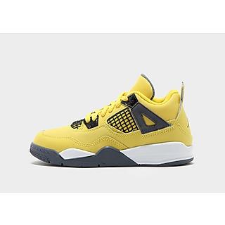 Jordan รองเท้าเด็กเล็ก 4 Retro