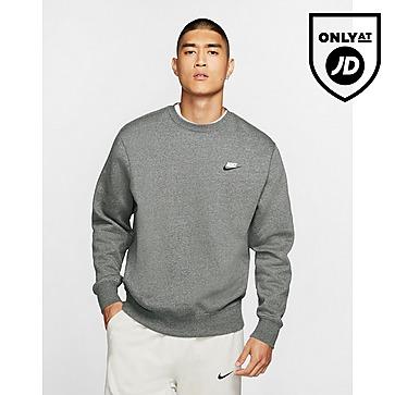 Nike เสื้อแขนยาวผู้ชาย Club