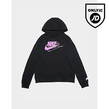 Nike Double Futura Overhead Hoodie ฮู้ดดี้ผู้หญิง