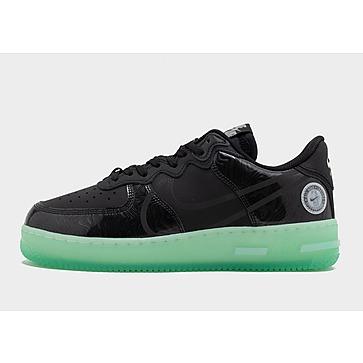 Nike รองเท้าผู้ชาย Air Force 1 React LV8