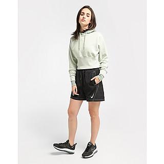 Nike กางเกงขาสั้นผู้หญิง Swoosh
