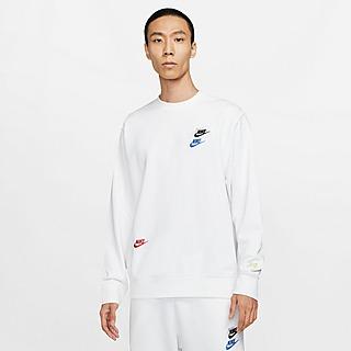Nike เสื้อแขนยาวผู้ชาย Essentials+  French Terry