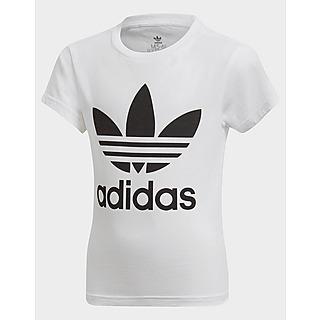 adidas Originals เสื้อยืดเด็กเล็ก Adicolor Classics Trefoil