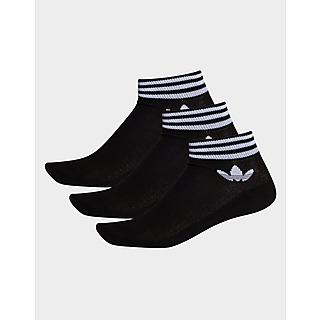 adidas Originals ถุงเท้าแพ็ค 3 คู่ Trefoil
