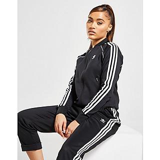 adidas Originals เสื้อแจ็กเก็ต SS Track Top