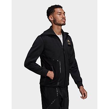 adidas เสื้อผู้ชาย Athletics Track Top X James Bond
