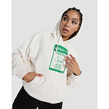 adidas Originals เสื้อฮู้ดผู้หญิง Tinker Bell