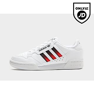 adidas รองเท้าเด็กโต Continental 80 Stripes