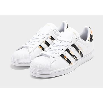 adidas Originals รองเท้าผู้หญิง Marimekko Superstar