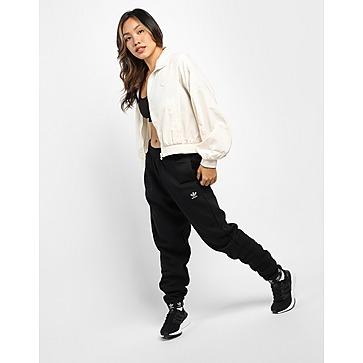 adidas Originals เสื้อผู้หญิง Adicolor Nylon Track Top