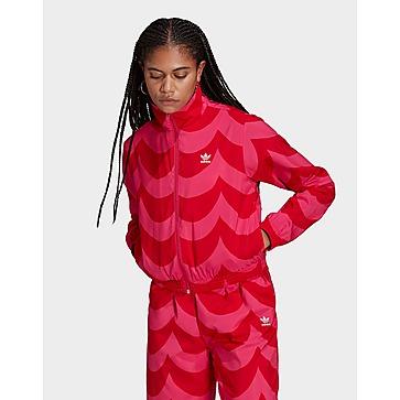 adidas เสื้อแจคเก็ตผู้หญิง Marimekko Woven
