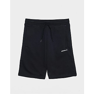 adidas Originals กางเกงขาสั้นเด็กโต Adicolor