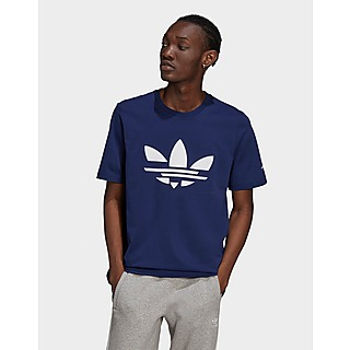 adidas Originals เสื้อยืดผู้ชาย Adicolor Shattered Trefoil