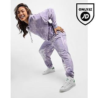adidas Originals กางเกงผู้หญิง Tie Dye Joggers