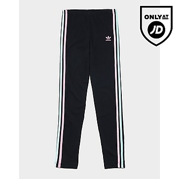 adidas Originals กางเกงเด็กโต Adidas Multicolor 3-Stripes Leggings
