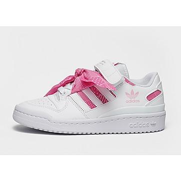 adidas Originals รองเท้าเด็กโต Forum Low
