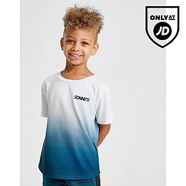 Sonneti เสื้อยืดเด็กเล็ก Mini Ryker