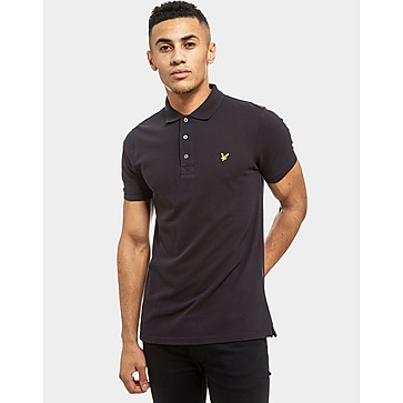 Lyle & Scott Basic Short Sleeve Polo Shirt เสื้อโปโลผู้ชาย