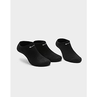 Nike ถุงเท้าแพ็ค 3 คู่ Everyday Cush Low