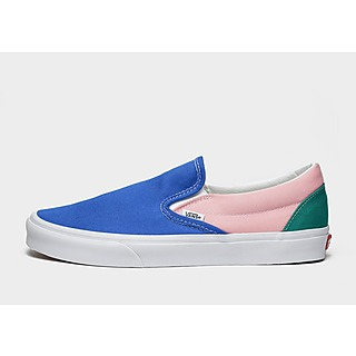 Vans รองเท้าผู้ชาย Classic Slip-on