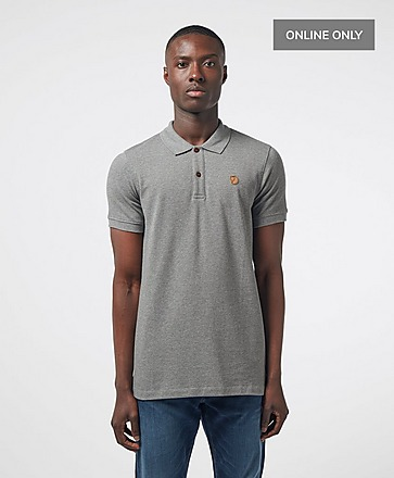 Fjallraven Ovik Short Sleeve Polo Shirt