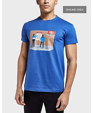 0db4c8bf 80s Casuals Bluebirds Short Sleeve T-Shirt - Exclusive ...