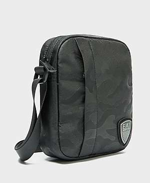 5ea19d123f094 ... Emporio Armani EA7 Soccer Camo Small Item Bag