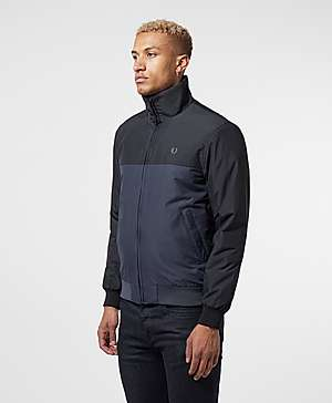 4a025014dded02 ... Fred Perry Colour Block Brentham Jacket - Exclusive