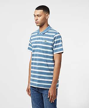 a8a8a29cf1 Lacoste Short Sleeve Stripe Polo Shirt Lacoste Short Sleeve Stripe Polo  Shirt