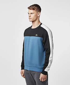 6bcea525 Lacoste Colour Block Crew Sweatshirt Lacoste Colour Block Crew Sweatshirt