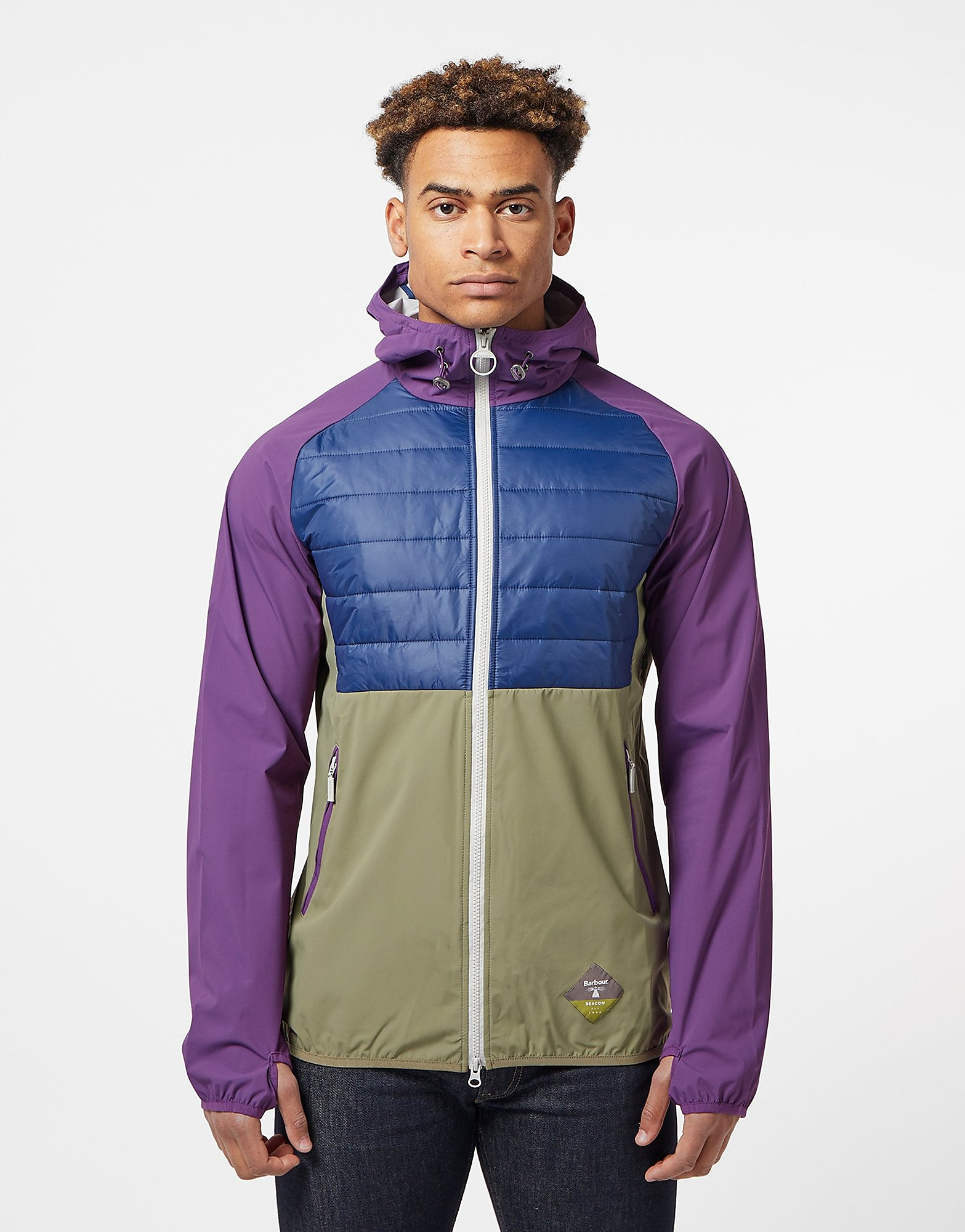 Barbour Beacon Gable Lightweight Jacket