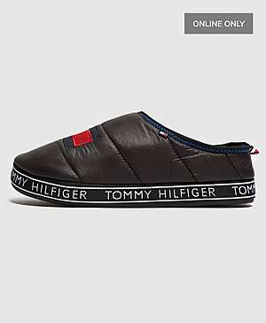 7f52a6360 Tommy Hilfiger Flag Padded Slippers - Online Exclusive ...