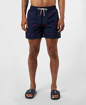 cad9f8470a ... Polo Ralph Lauren All Over Print Swim Shorts