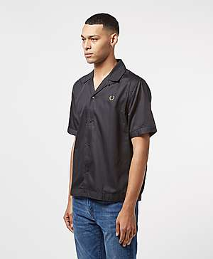 d54f36019 ... Fred Perry x Miles Kane Short Sleeve Bowling Shirt